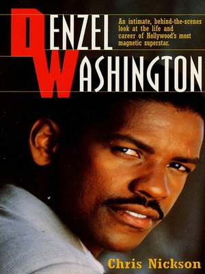 cover image of Denzel Washington